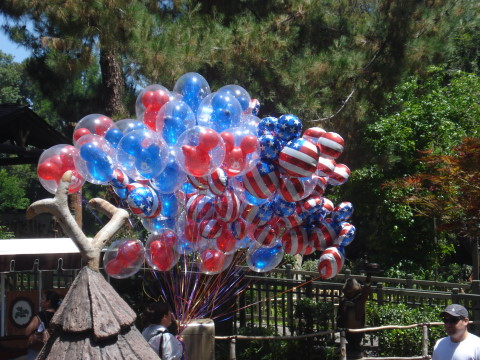 disneyland 4th of july merchandise
