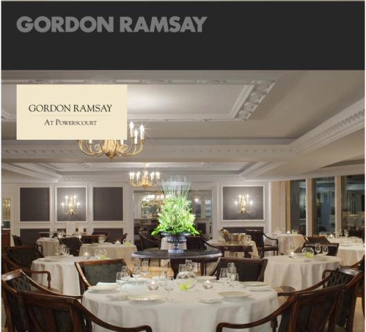 Gordon ramsay arrives at kmart for Gordon ramsay home kitchen