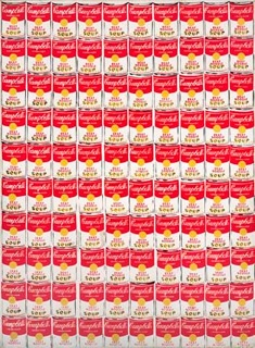 100 Cans Warhol