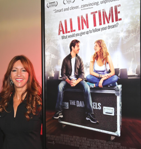 'All in Time' Director Marina Donahue