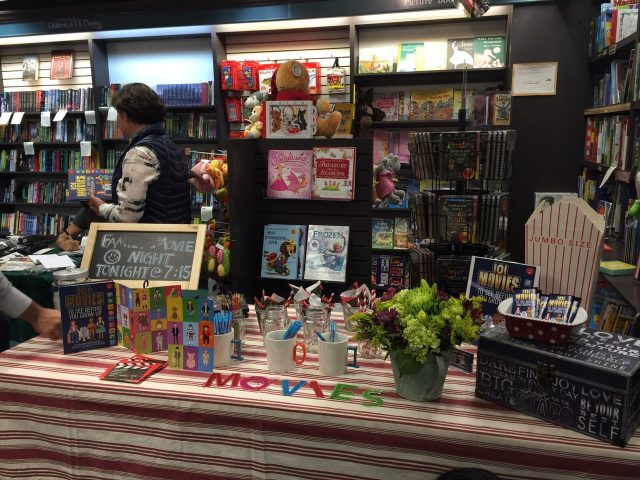 Bay Books is an independent bookstore in Coronado, CA. 101 Movies Book Presentation