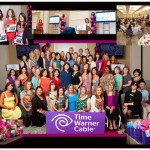 "Time Warner Cable's ""50 Best Moms"" San Diego awards."