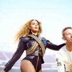 Beyonce Chris Martin Coldplay Global Citizen SB50