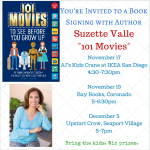 Book Signing Invitation
