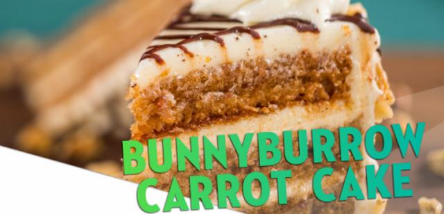 Bunnyburrow Carrot Cake Zootopia