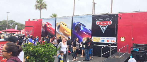 Cars 3 in San Diego