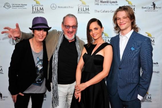 Catalina Film Fest 2015 Honorees