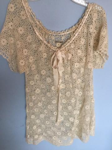 Coachella Lace Dress Lucky