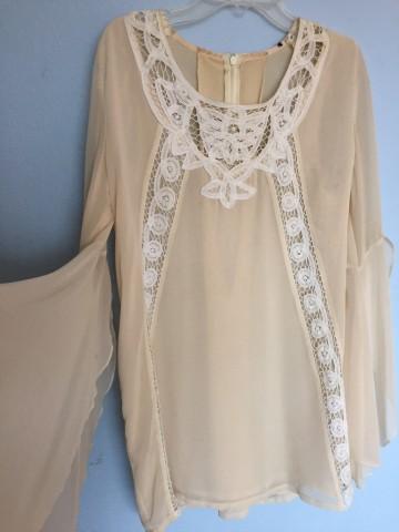 Coachella Voile Dress SM