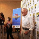 Stan Lee at San Diego Comic-Con 2013. Photo S. Valle