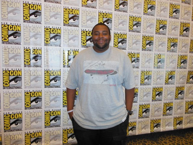 "Kenan Thompson is part of the voice cast of ""The Awesomes."" Photo S. Valle"