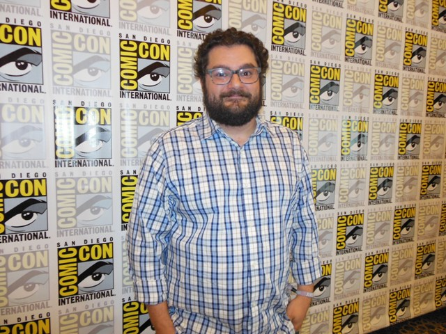 "SNL'S Bobby Moynihan will lend his voice to ""The Awesomes."" Photo S. Valle"