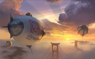 Disney 2014 Big Hero 6