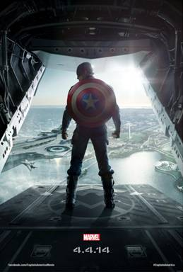 Disney 2014 Captain America