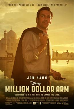 Disney 2014 Million Dollar Arm
