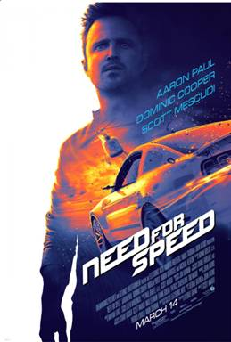 Disney 2014 Need for Speed