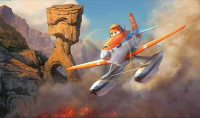 Disney 2014 Planes: Fire and Rescue
