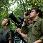 Filming Disney's Chimpanzee
