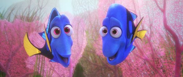 Finding Dory. Parents.