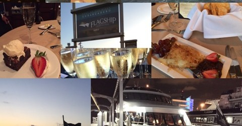 Dinner Cruise aboard the California Princess with Flagship Cruises San Diego