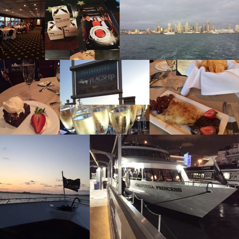 Dining On A Flagship Cruise In San Diego