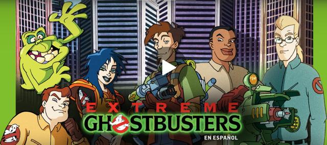 HULU Ghostbusters