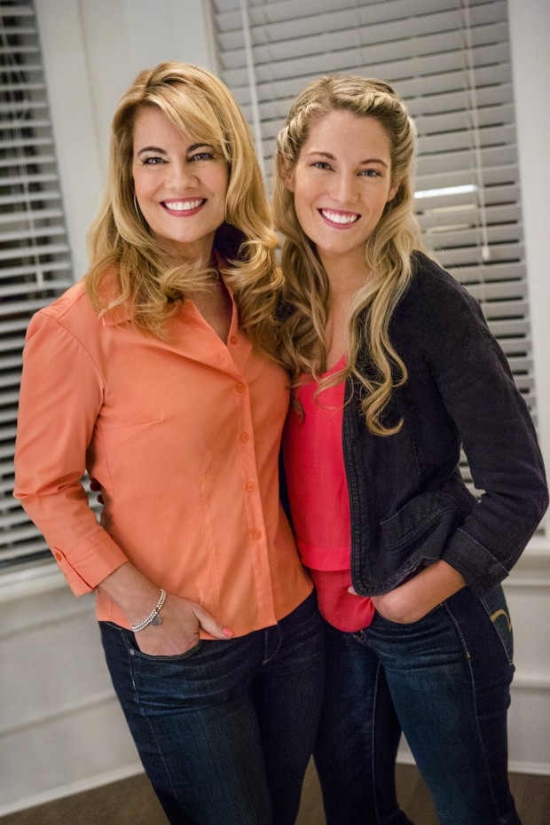 Mother-Daughter Acting Duo Lisa Whelchel and Clancy Cauble