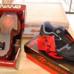 Nano Plate attaches to the sole of Heelys shoes.