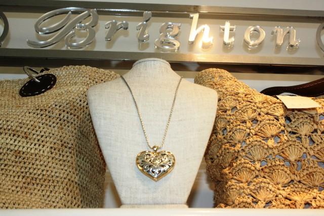 Brighton Heart Necklace $68
