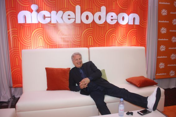 Marc Summers host of Double Dare at Comic-Con