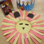 The Lion King DIY Mask Craft Project