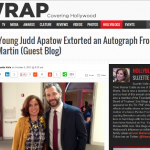 Judd Apatow The Wrap 1