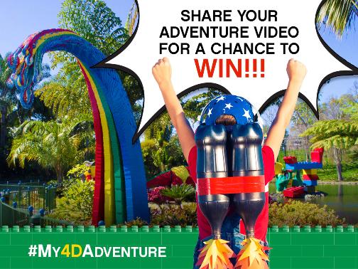 Lego Movie 4D Contest