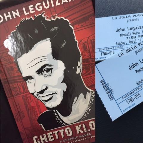 Leguizamo Book Ghetto Klown