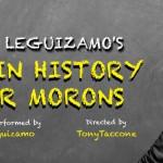 Leguizamo Show Banner