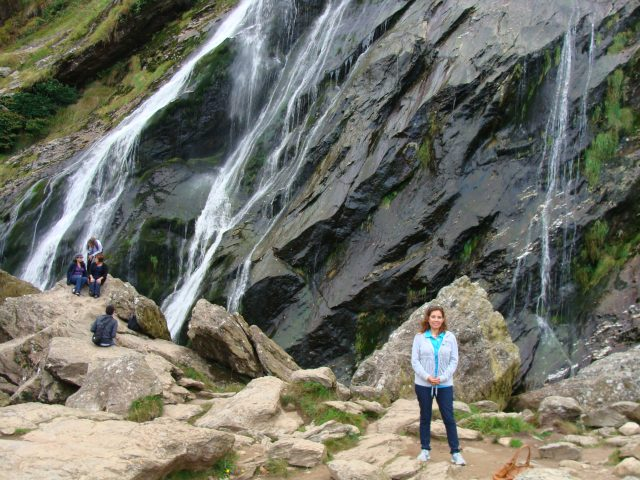 Powerscourt Waterfall, Ireland