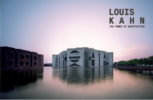 Louis Kahn Exhibit at the San Diego Museum of Art