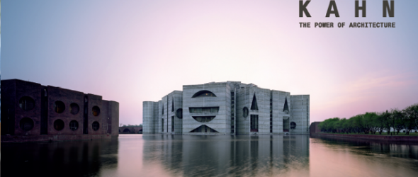 Louis Kahn Exhibit at the San Diego Museum of Art