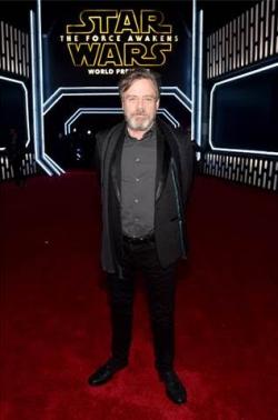 Mark Hamill The Force Awakens