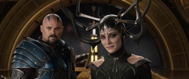 Marvel Thor Ragnarok Blanchette