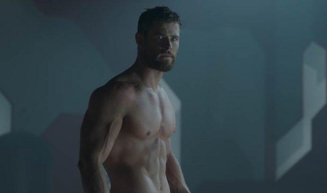 Marvel Thor Ragnarok Hemsworth