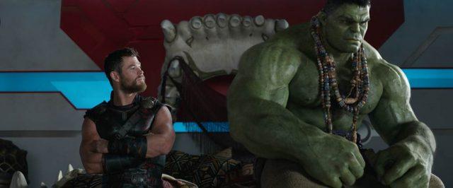 Marvel Thor Ragnarok Hemsworth Hulk