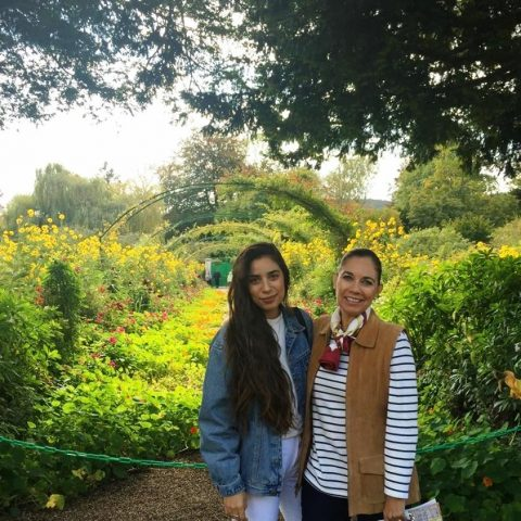 Mother Daughter Trip to Monet's Giverny