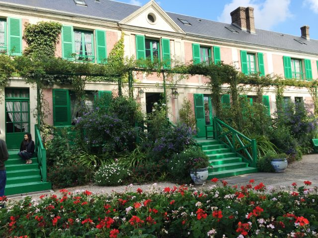 Monet Home in Giverny