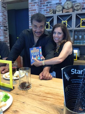 Neil deGrasse Tyson with 101 Movies