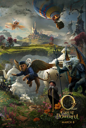 Disney Oz Great and Powerful