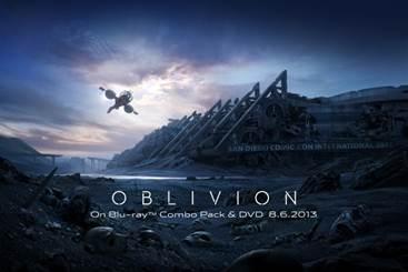 Oblivion SDCC in Ruins