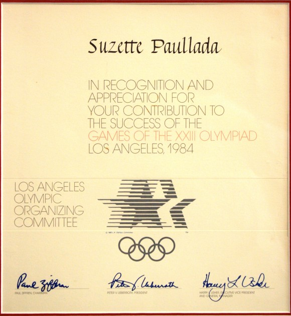Olympic Items 1984 028