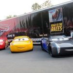 Pixar's Cars 3 Road Tour
