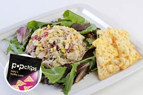 Popchips Salad